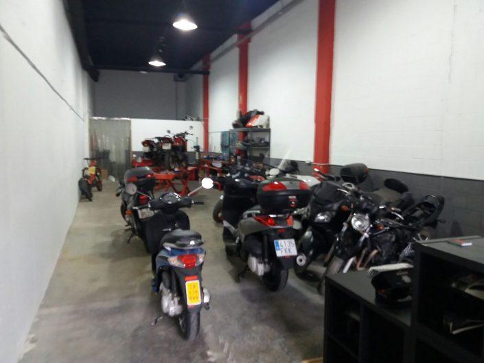 Taller de motos Floresta